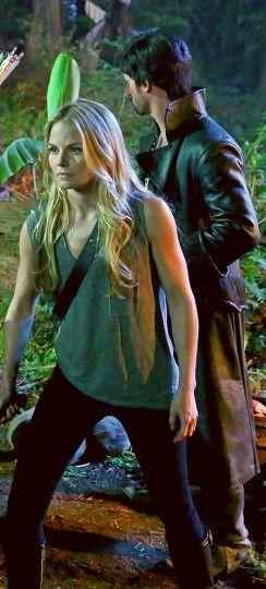 Emma and Hook - Season 3