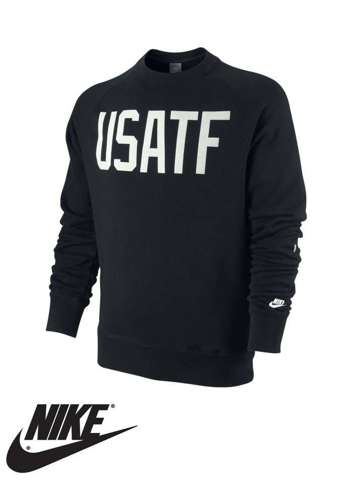 Men's Nike USA Track Field Sweatshirt | Nike men, Track