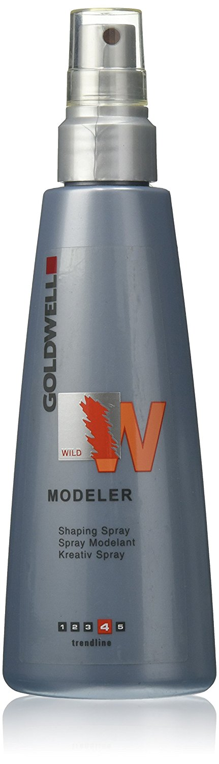 Goldwell Modeler Shaping Spray for Unisex, 5.1 Ounce >>> This is an Amazon Affiliate link. Click image to review more details.