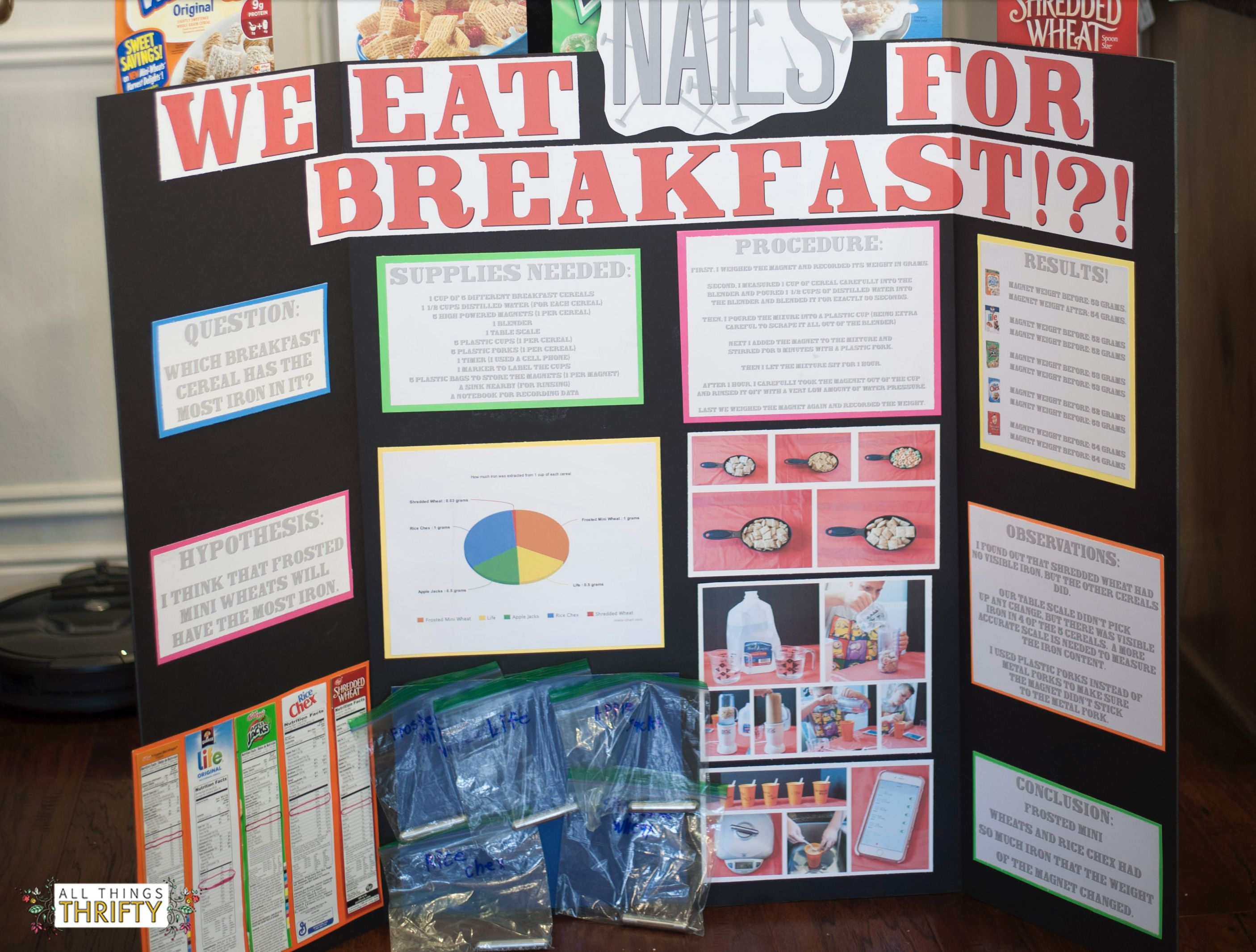 Science Fair Projects Ideas For 7th Grade