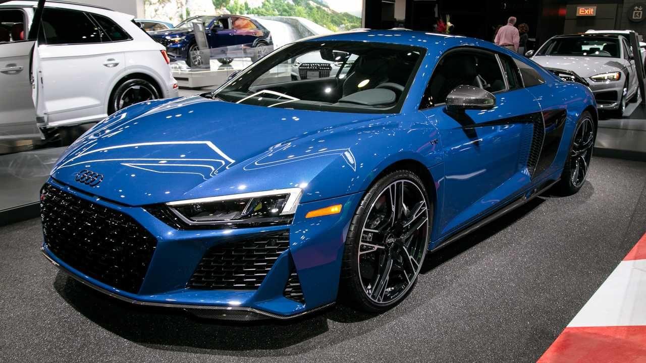 Audi Sport Fighting To Keep V10 Alive For NextGen R8