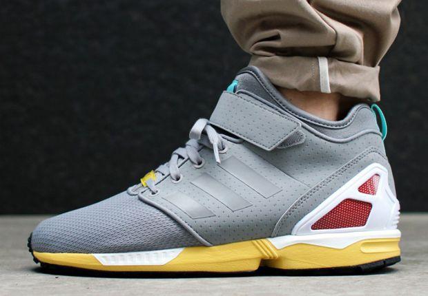 Adidas Zx Flux Nps Mid Og Hydra Sneakernews Com Adidas Zx Flux Adidas Sneakers Mens Trending Sneakers