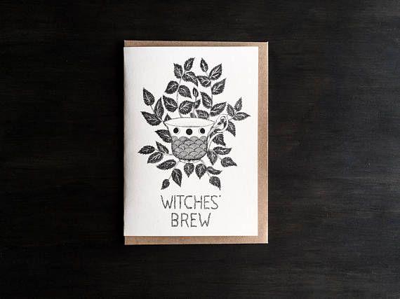 Ink Artwork Fine Art Riso Printed Greeting Card