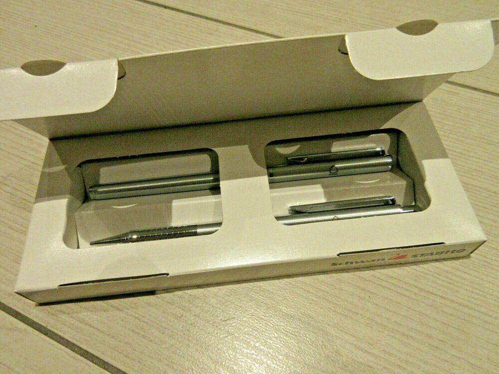 Schwan Stabilo Kugelschreiber Und Druckbleistift Set Druckbleistift Kugelschreiber Stabilo