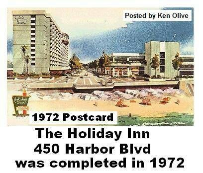 The year the Holiday Inn opened in Ventura, CA.