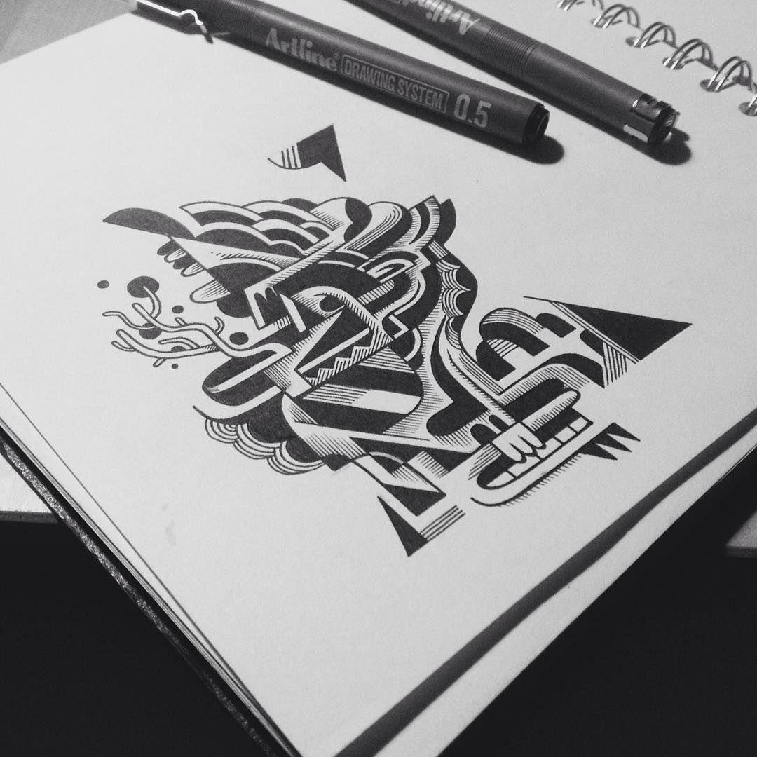 #Brussels #illustration #blackandwhite #sketchbook #pleasure #creative #drawing #Belgium #__vebe__