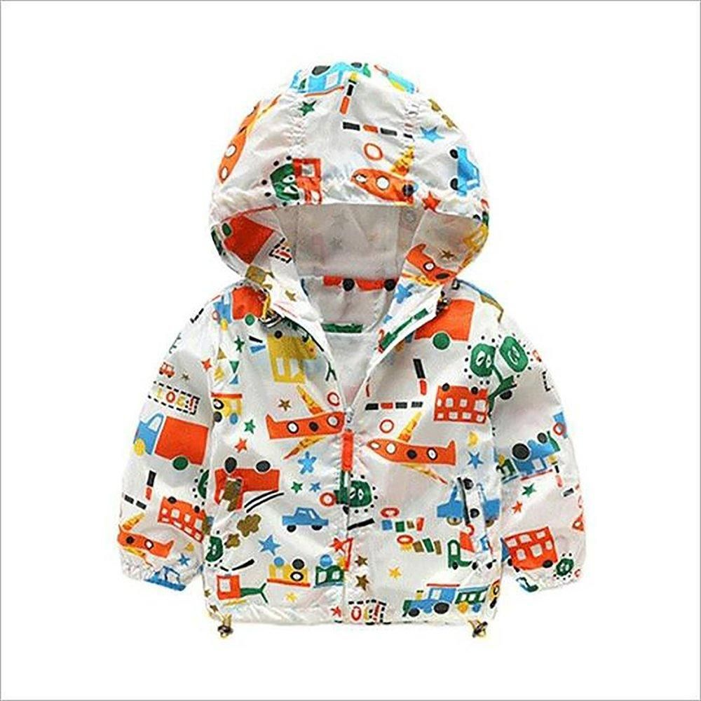 Cute Dinosaur Spring Kids Jacket Baby Boys Outerwear Coatslong Sleeve Toddler Boys Jacket Coat Boy Outerwear Kids Jacket Toddler Coat [ 1000 x 1000 Pixel ]