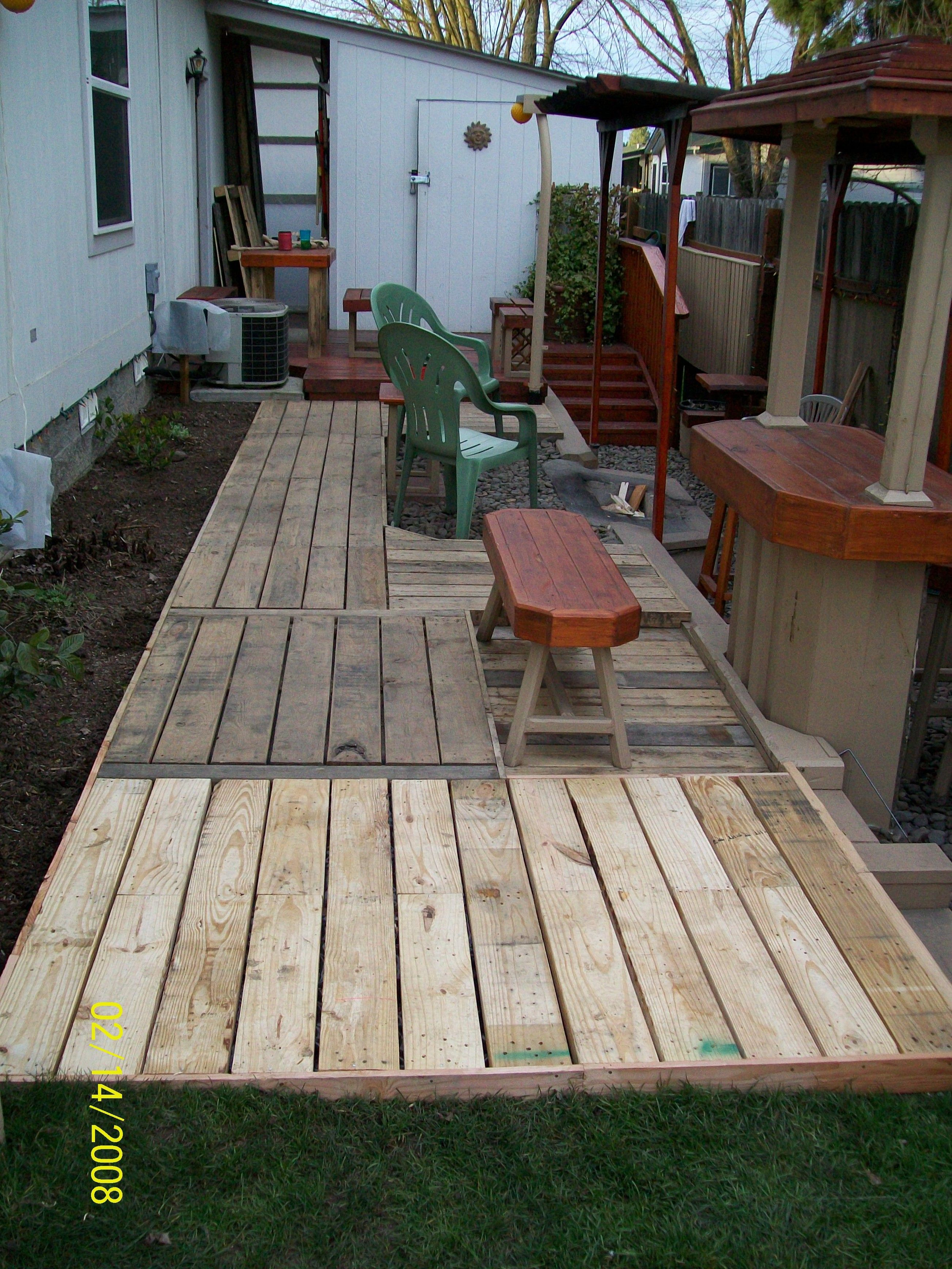 Pin By Kelly Byler On Pallet Furniture Projects I Patio Pallet