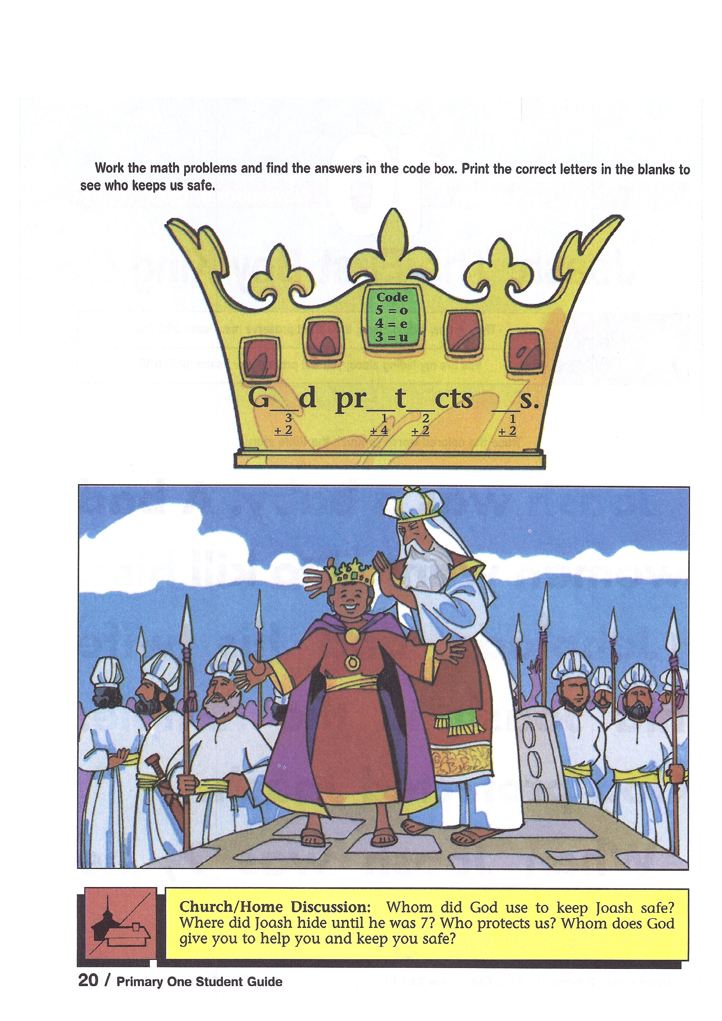Pin By Vision Kids On Bible Characters
