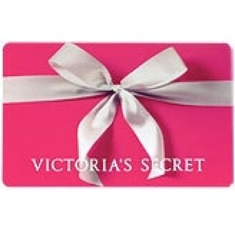 I would love a gift card to Victoria Secret to buy a new bra (or ...