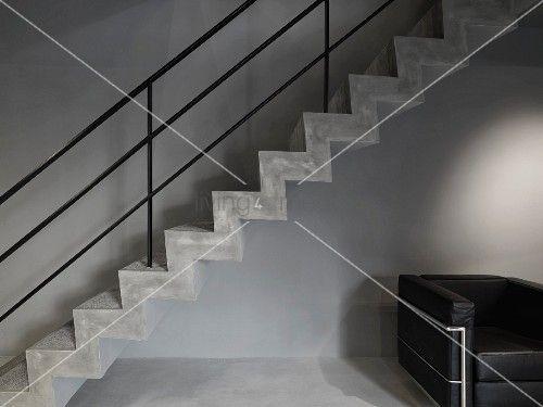 beton treppe google suche inside pinterest search and interiors. Black Bedroom Furniture Sets. Home Design Ideas