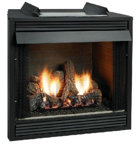 Deluxe 32 Quot Vent Free Firebox Louver Refractory Liner
