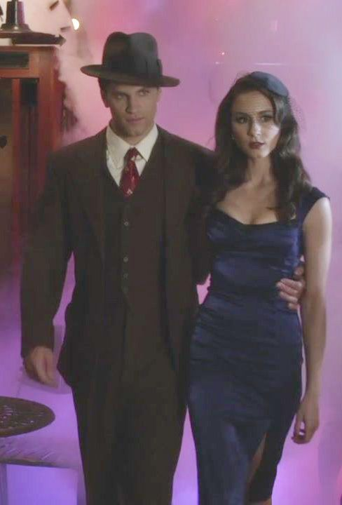 Love this as a couples Halloween costume 2016 Pretty Little Liars