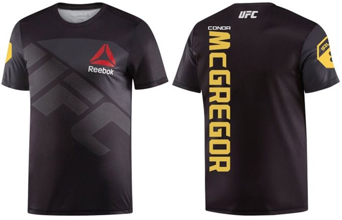 bf92ecc829c5f Just ordered this awesome Conor McGregor UFC shirt from Reebok.com ...