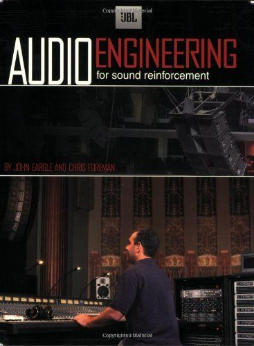Reinforcement pdf jbl audio for sound engineering