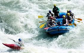 Image result for hd pic of rafting in nepal
