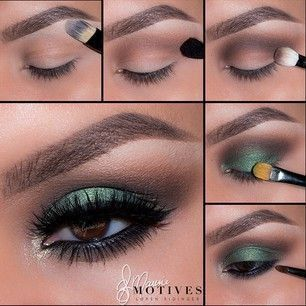 Más de 15 ideas perfectas para ojos verdes – fashion women