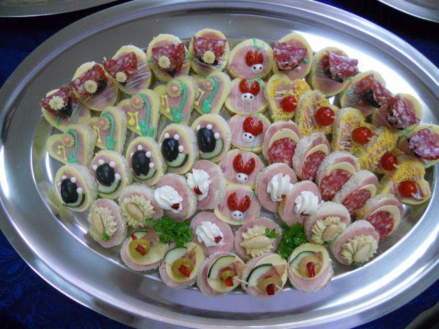 sendviči za rođendan Dekorativno #predjelo za sve prilike | #rodjendan #sendvici | FOOD  sendviči za rođendan