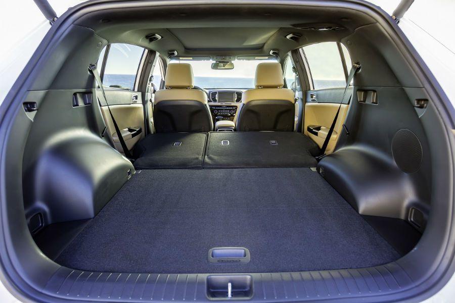 A Full Interior Dimensions New Kia Sportage More At