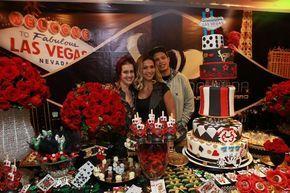 15 Anos Tematico Como Fazer Festa Lasvegas Festa Festa De