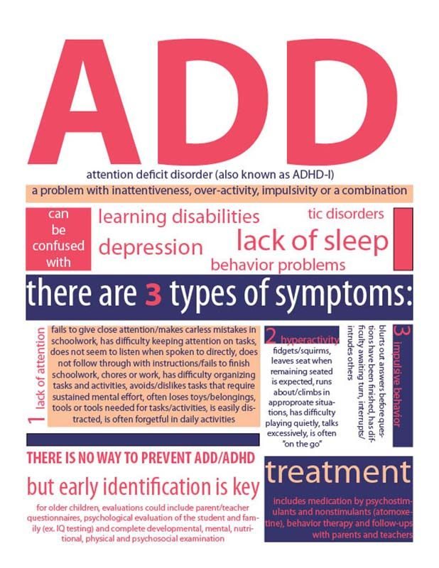 7fe99fa18d76 Care to know a bit more about ADHD? This infographic will help out. See  others just like it at www.adhd-app.com
