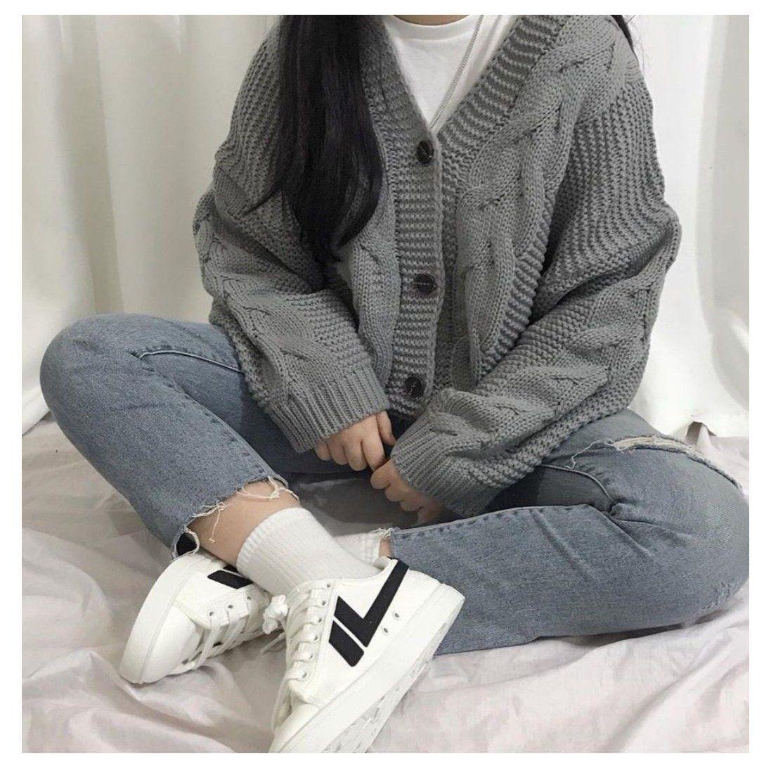 R O S I E Soft Girl Aesthetic Outfit Autumn Softgirlaestheticoutfitautumn Clothes Fashion Kfashion In 2020 Korean Fashion Aesthetic Clothes Fashion Inspo Outfits