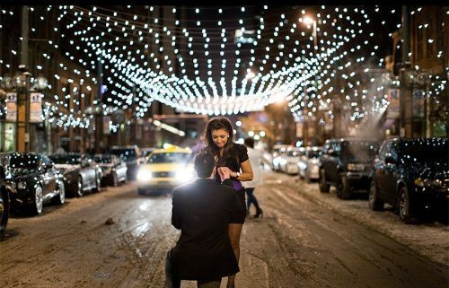 New Year S Eve Proposal Idea Love Wedding Proposals