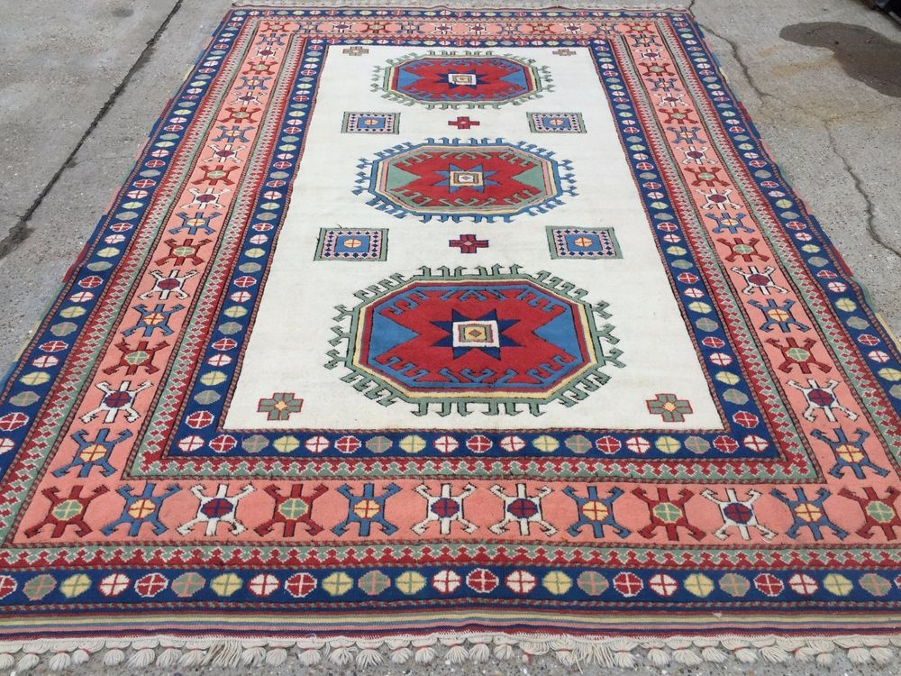 2500 John Lewis Turkish Wool Rug 233x335cm Country House
