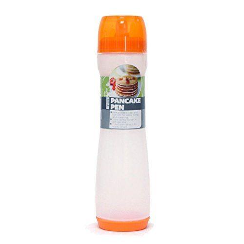 Justcharms Tovolo 81-4368 Orange Pancake Pen Add Shake Pour Customize