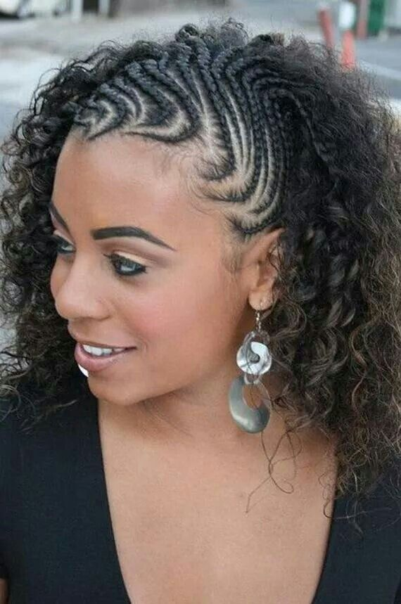 Pin by Charles Danner on Natural Hair and Transitional Styles and ...