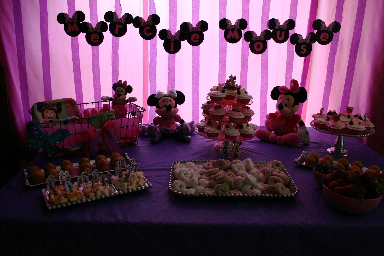 Minnie Mouse Bow-tique | Minnie Mouse party! | Pinterest | Minnie ...