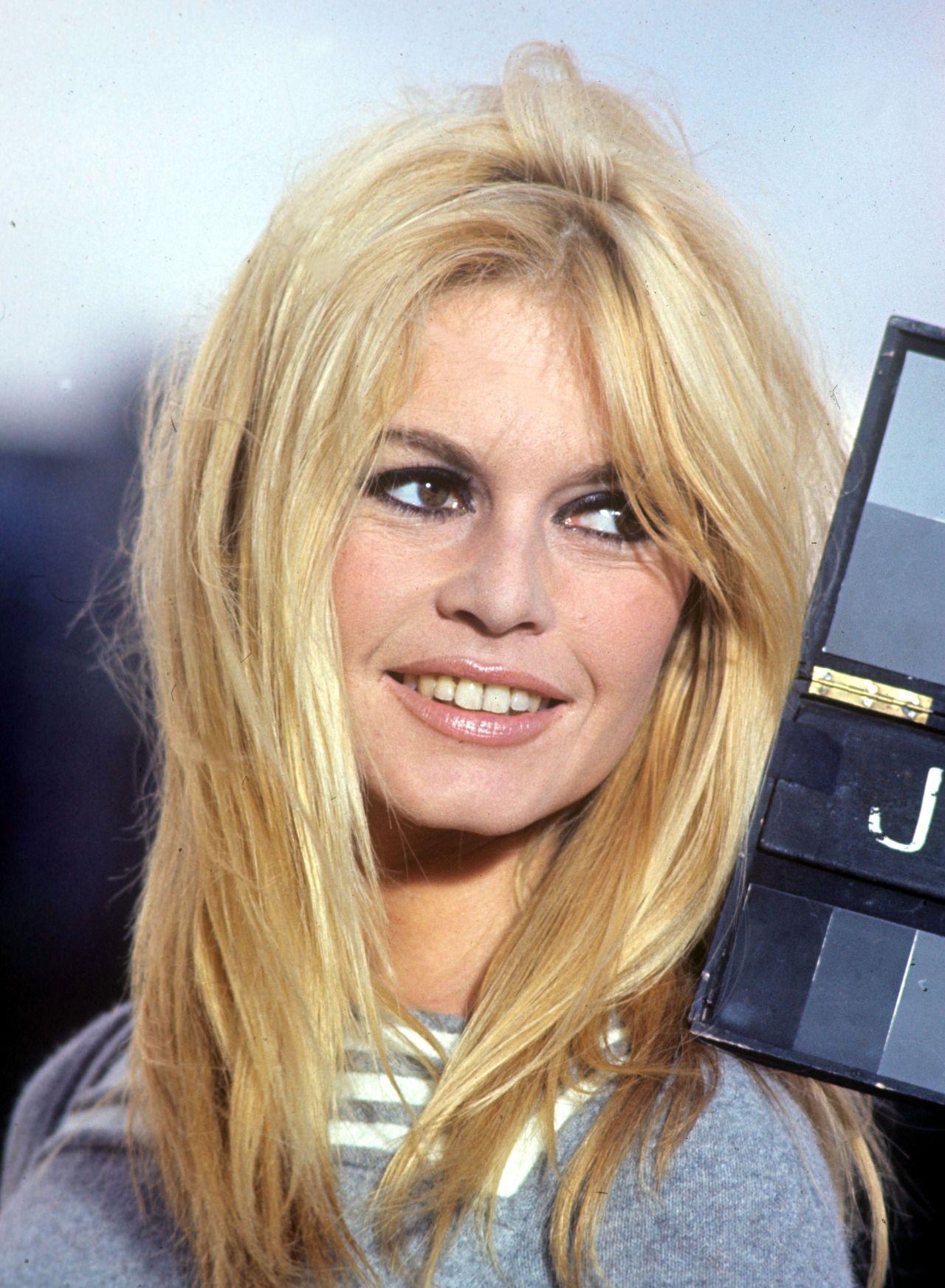 "missbrigittebardot: ""Brigitte Bardot on the set of ""Two Weeks in September"", 1966 """