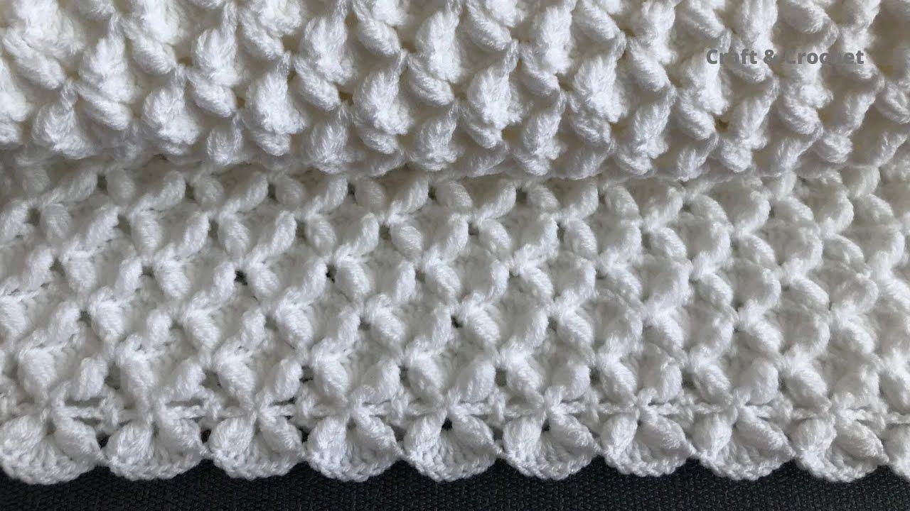 Easiest Crochet Baby Blanket Crochet Blanket Pattern Crochet Shawl Youtube In 2020 Easy Crochet Baby Blanket Crochet Instructions Easy Crochet Baby