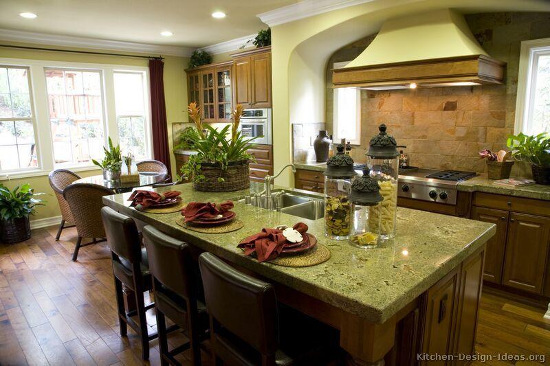 Tuscan Kitchen Design Colors