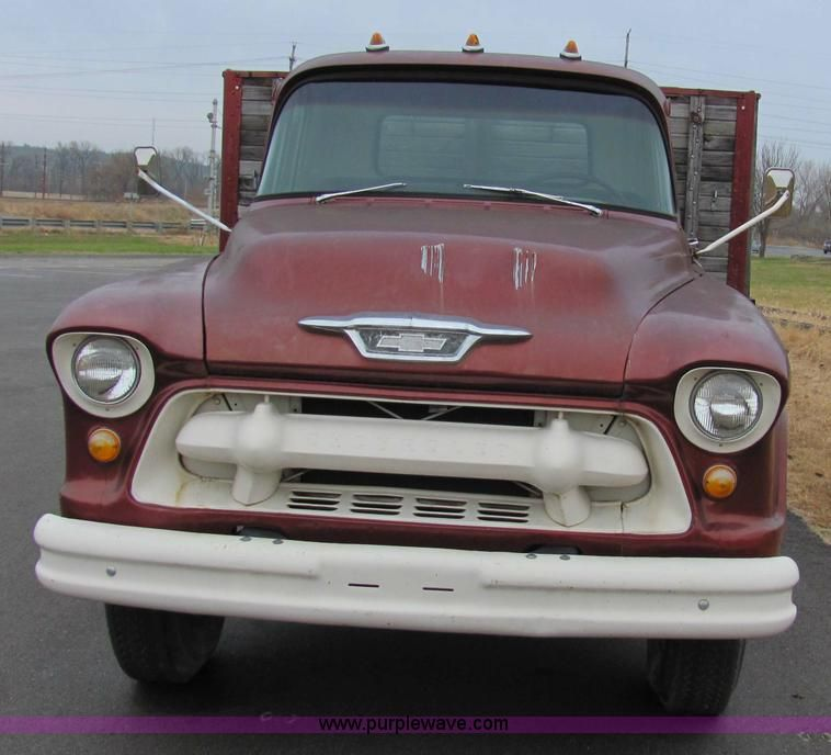 1955 gmc truck manual