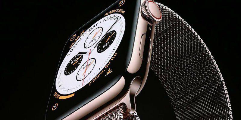 Iphone watch release date