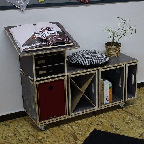 Stehpult Aufsatz Fur Kisten Dekor Stehpult Werkhaus