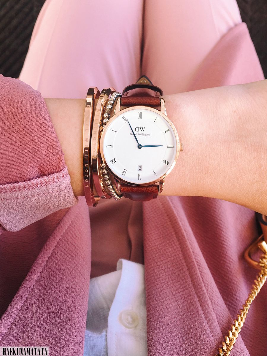 586b4be94659 Daniel Wellington Dapper St Mawes   Rose Gold Cuffs Review + 15% Off Coupon
