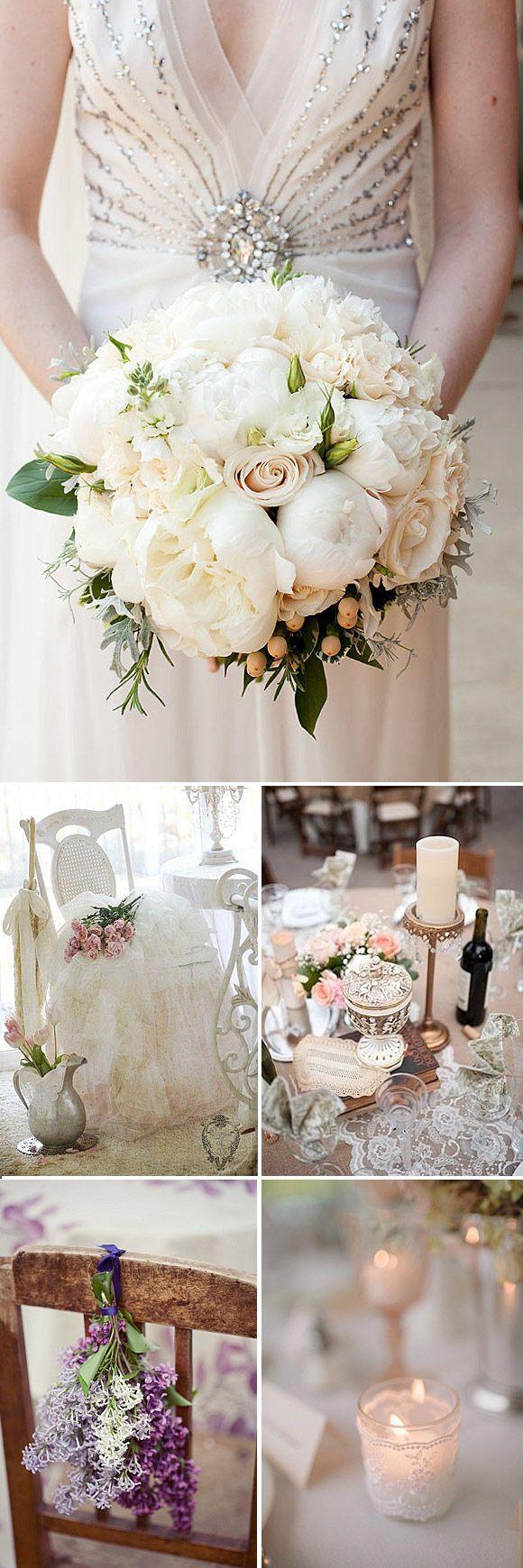 Ideas para una boda muy romántica en colores pasteles   Wedding ...
