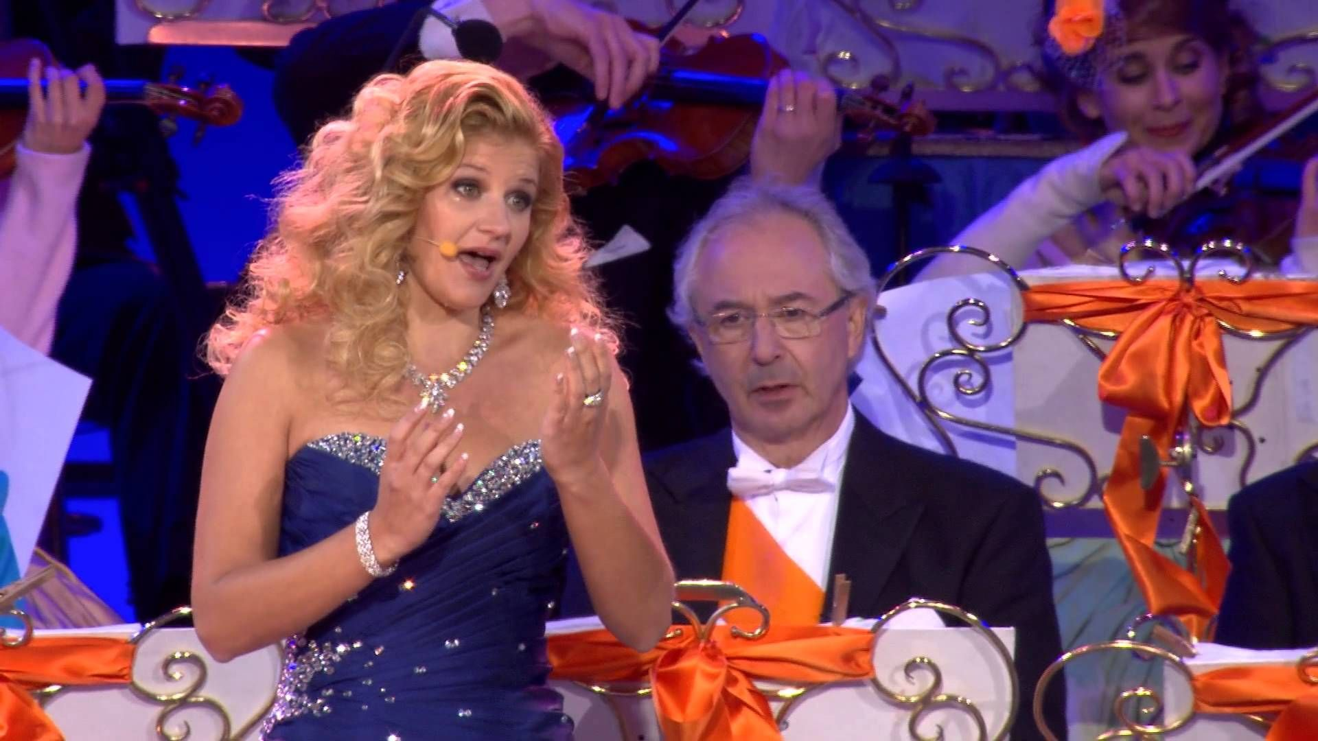 Andre Rieu Mirusia Time To Say Goodbye Andre Rieu Andre