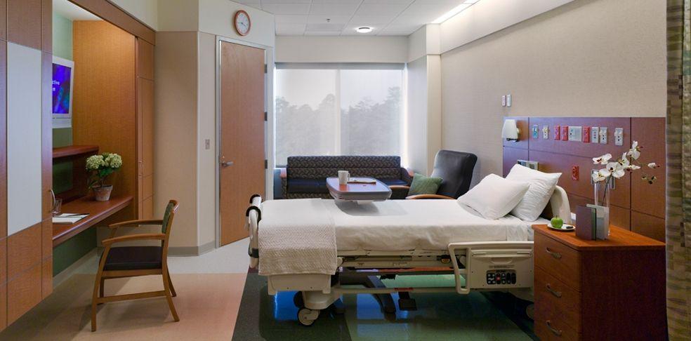 Mayo clinic hospital hospital interior design hospital