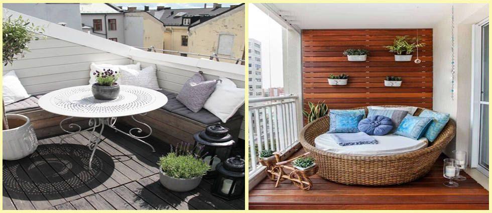 Decorar terrazas pequeña tendencias LACASADEPINTURAS Pinterest - decoracion de terrazas pequeas