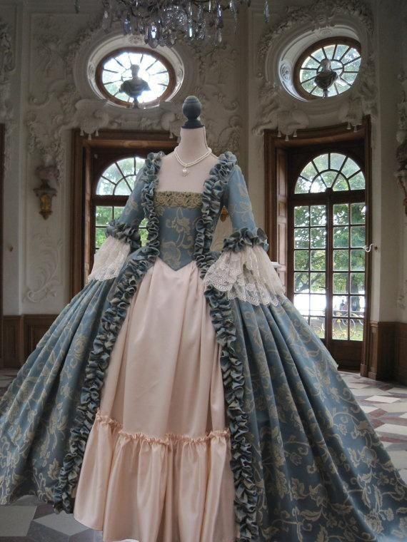 Barock Kleider Kaufen £280 Barock / Rokoko – 17./18 Jahrhundert ...