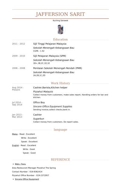 Resume Templates For Kitchen Helper Resume Helper Resume Templates Job Resume Template
