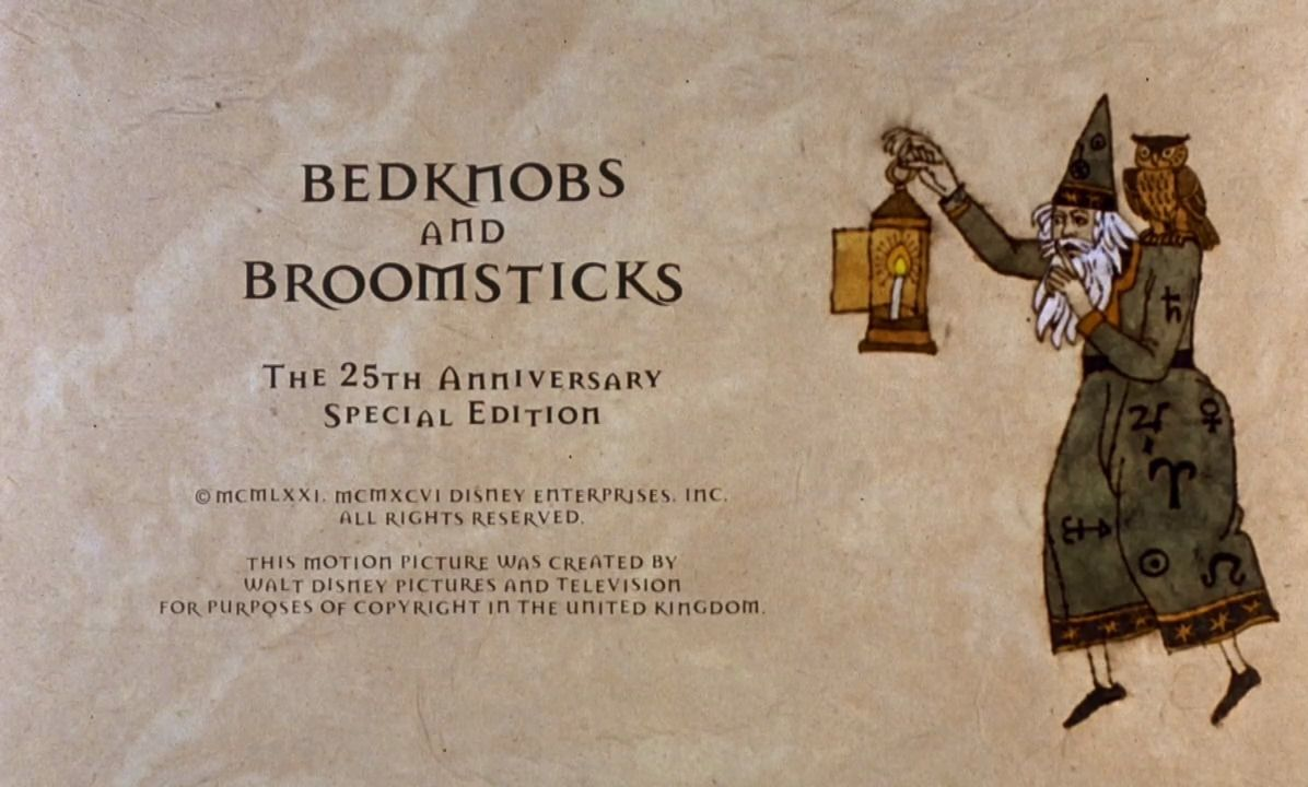 Bedknobs and broomsticks 1971 with images bedknobs
