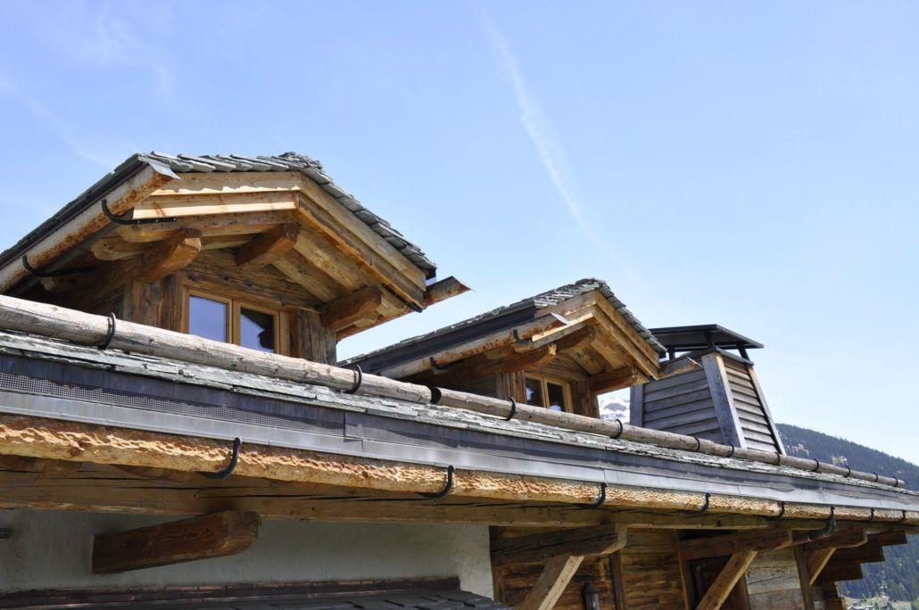 Chalet Dagobert - Architecture Verbier #architecture #chalet #bois