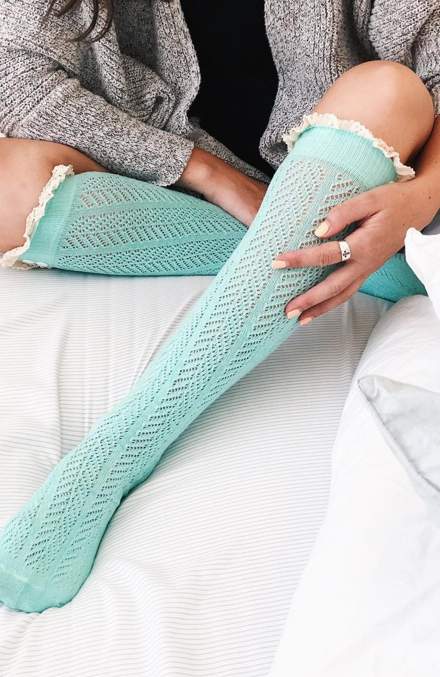 How To Make Cute Crochet Winter Leg Warmer Ideas Cold Weather Has