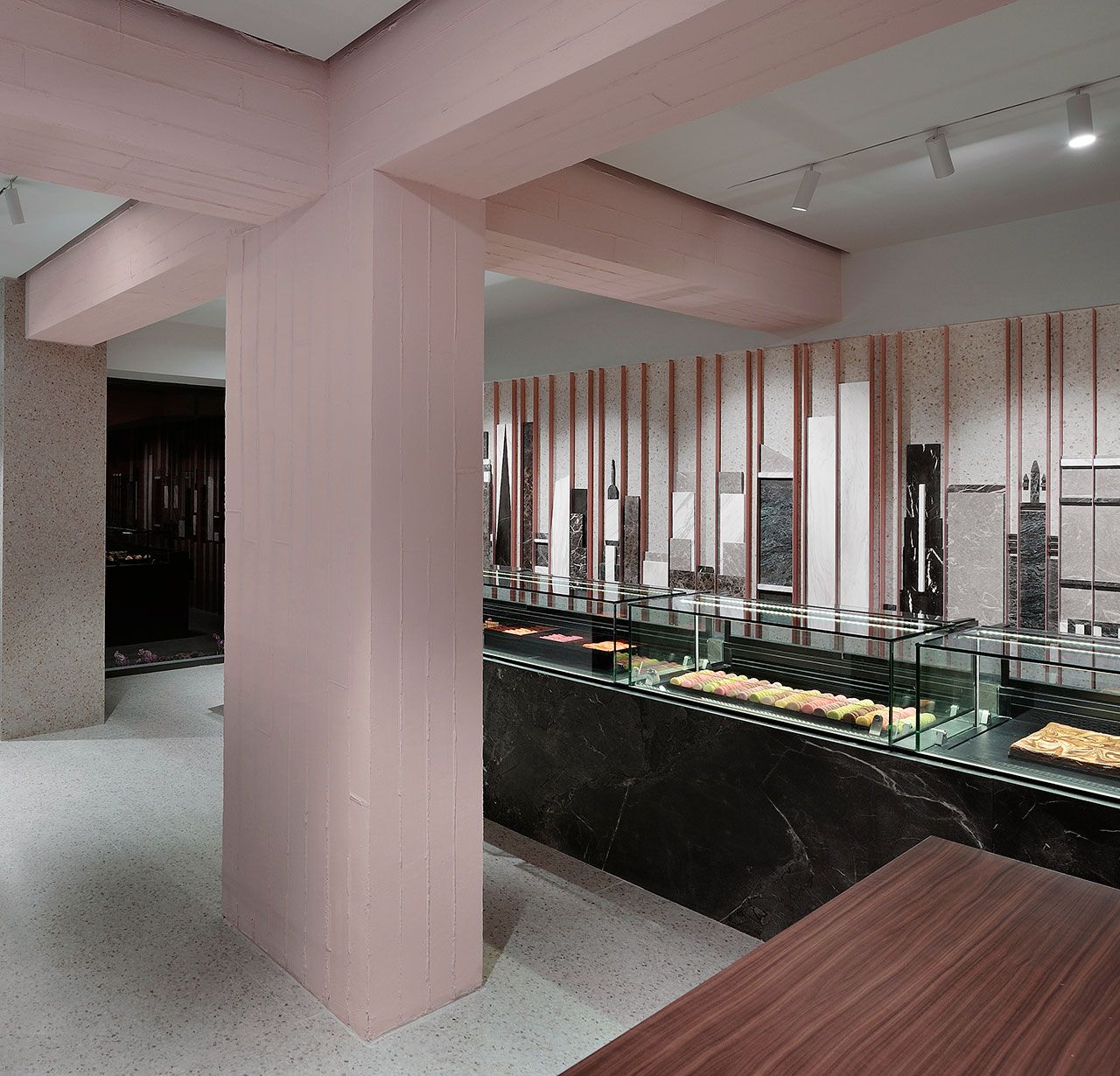 A Modern Urban Renewal For New York Sweets Pastry Shops In Nicosia