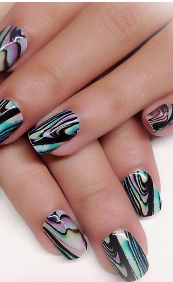 Marble | Nails | Pinterest | Marbles