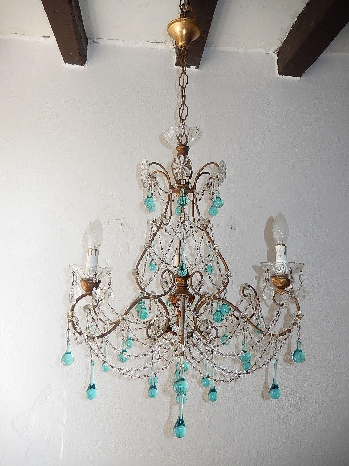 Raum mit lichtern um aqua elegance house beautiful june    chandelier